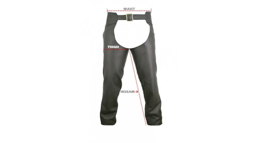 How to Measure for Leather Chaps?
