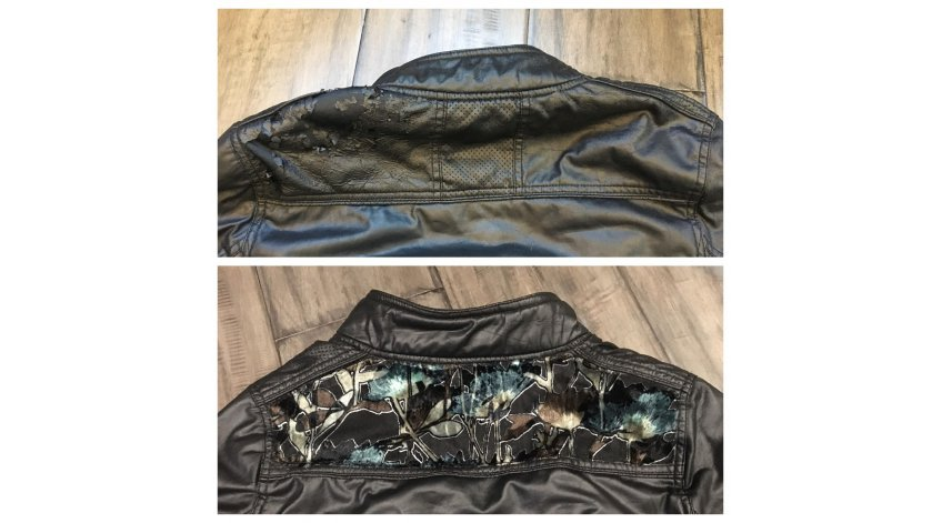 How to Fix Leather Jacket Peeling?
