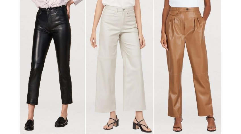 How to Keep Leather Pants Clean & Looking Shiny?