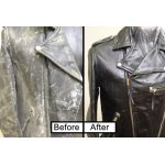 Leather Coat Restoration