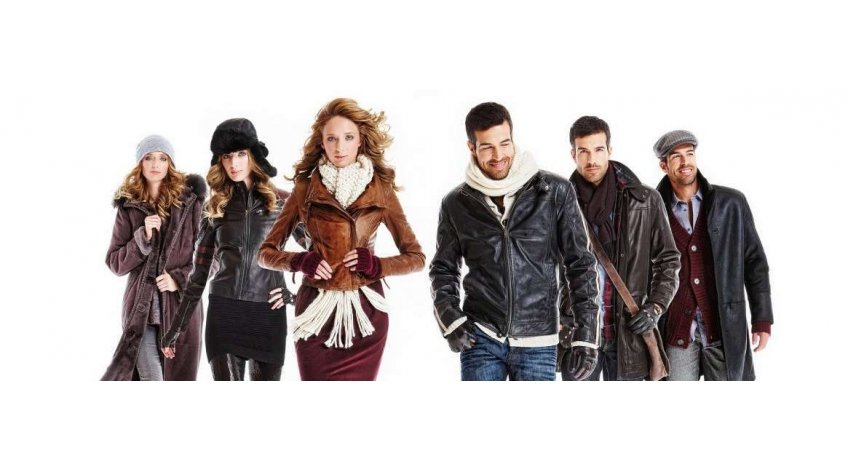 Leather Outfit Trends for Men and Women in 2020