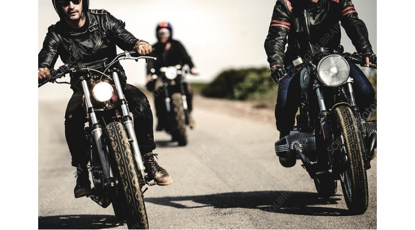 Are Leather Jackets Good for Motorcycle Riding?