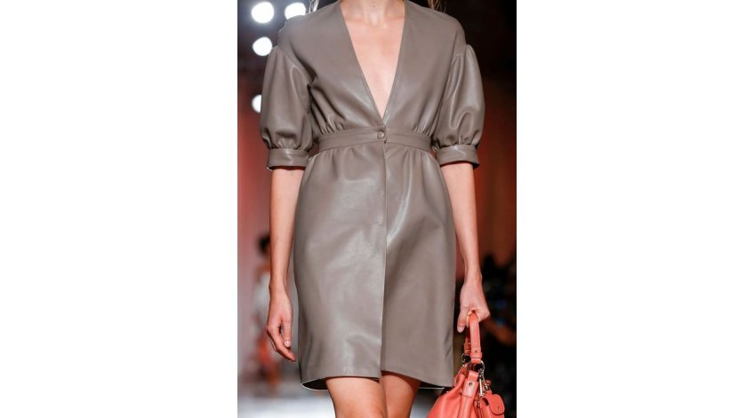 How Do You Wear a Leather Dress in the Summer?