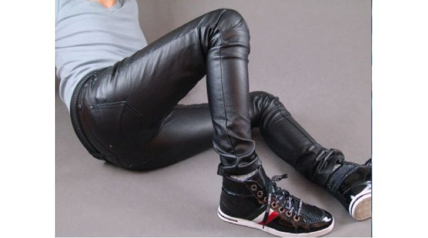 How do you Wear Men's Leather Pants in 2021?