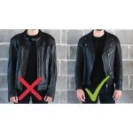 How To Pick The Right Size Leather Motorcycle Jacket?