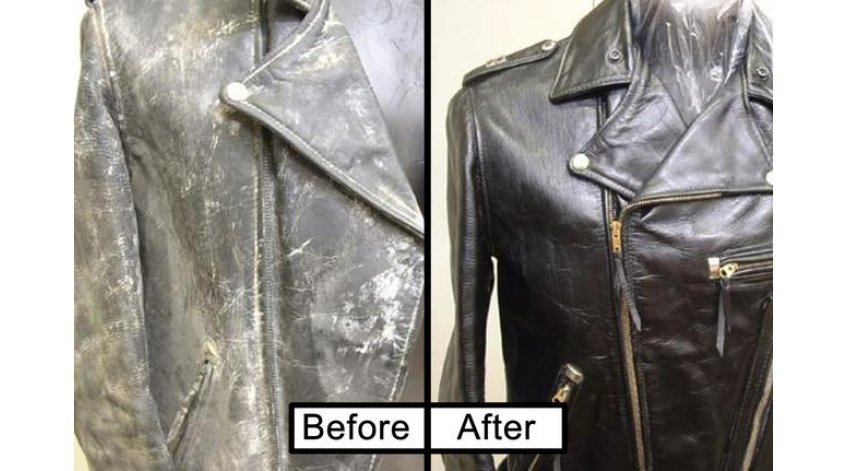How to Repair Scratches on Leather Jacket
