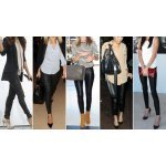 How to Style Leather Leggings in 2021?