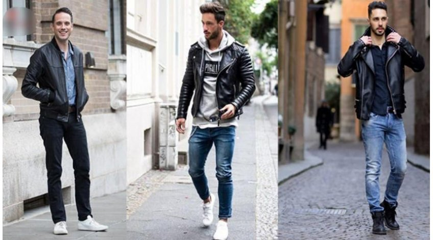 How to Wear a Leather Jacket without Looking like a Biker