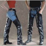 How to Wear Leather Motorcycle Chaps While Riding?