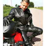 Leather Pants for Motorcycle Riding