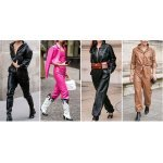 What do you wear with a Leather Jumpsuit?