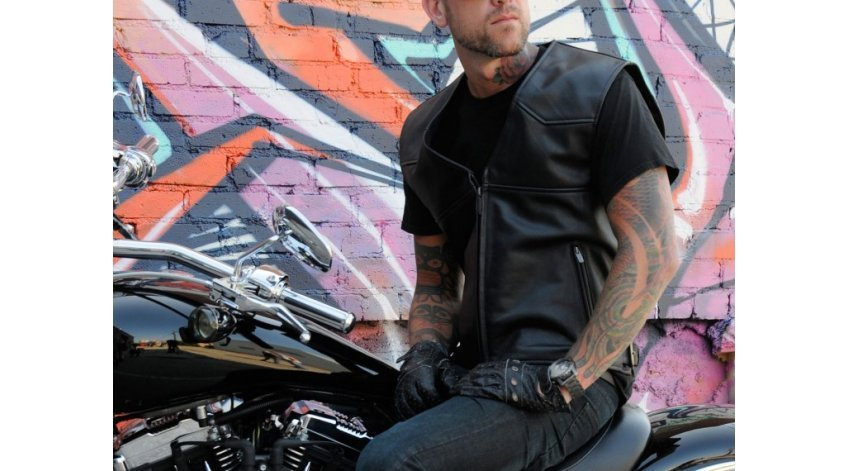 Why Do Bikers Wear Leather Vests?